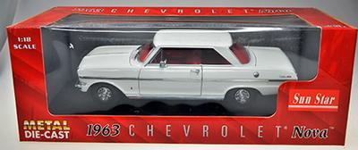 Chevrolet Nova 1963  (#549-B)