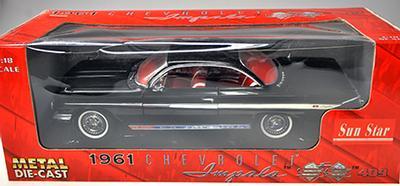 Chevrolet Impala SS 409 1961  (#554)