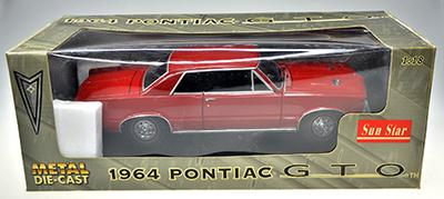 Pontiac GTO 1964 (#548)