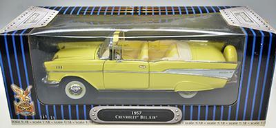 Chevrolet Bel Air 1957 (#555)
