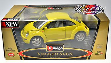 VOLKSWAGEN New Beetle 1998 (#577)