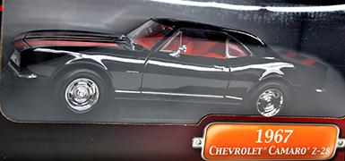 1967 Chevrolet Camaro Z-28  (#560)