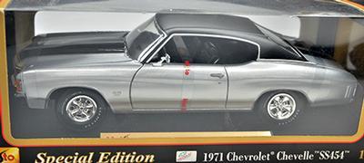 1971 CHEVROLET CHEVELLE SS454  (#574)