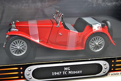 MG 1947 TC MIDGET   (#564)