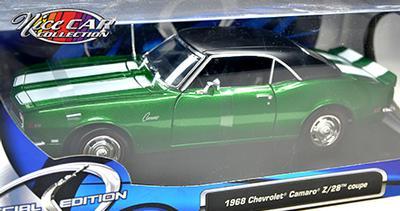 1968 CHEVROLET CAMARO Z28 COUPE (#578)
