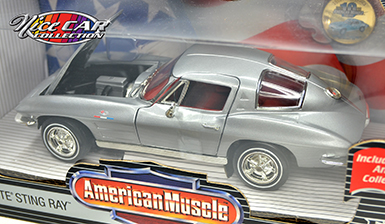 1963 Corvette Sting Ray AmericanMuscle**(#586)