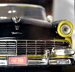 1956 Ford Fairlane Sunliner convertible (#583)
