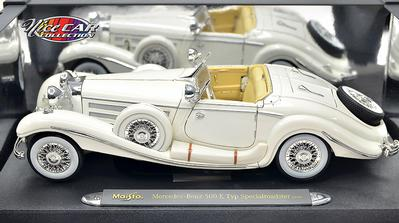 1936 Mercedes 500K Roadster  #115