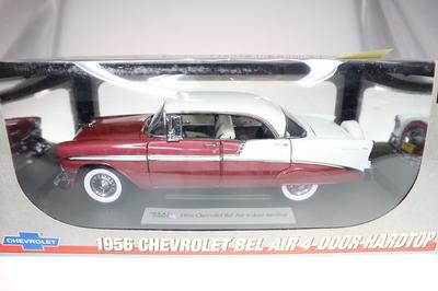 Chevrolet Bel Air 1956 4 Portes (#1106)