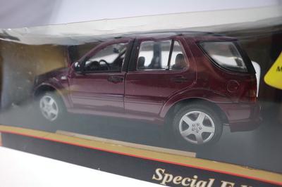 Mercedes-Benz ML 55 amg  1115