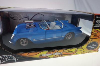 1953 Corvette Modifié Pro Street  1117 wow