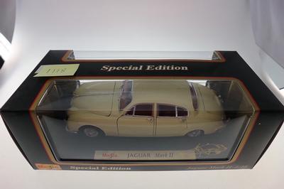 1959 JAGUAR MK II  (1118)
