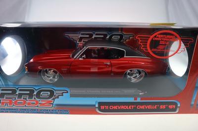 1971 CHEVROLET CHEVELLE SS 454  (1120)