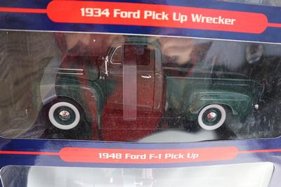 3 Camion pick Up 3 en 1      (1124)