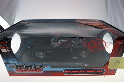 1968 Chevrolet Camaro Z 28 Pro rodz  1136