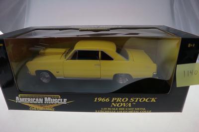 1966 CHEVROLET NOVA PRO STOCK  (1140)