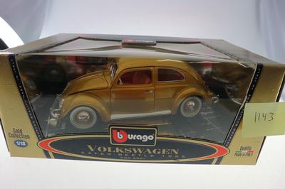 1955 VOLKSWAGEN KAEFER BEETLE couleur Or  1143