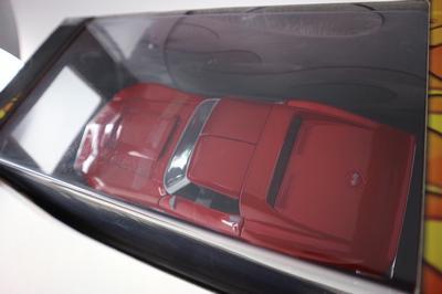 1969 Corvette Modifié et limité rouge  1145