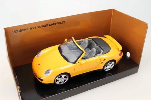 Porsche 911 Turbo Cabriolet (#648)