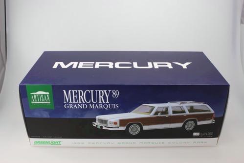 Mercury Grand Marquis Colony Park 1989 (#649)