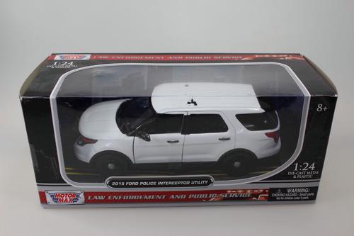 Ford Interceptor police 2015 (#656)