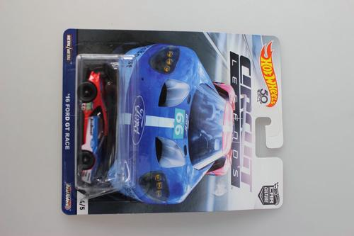 Hot Wheels Circuit Legend 1/64 Ford GT 2016