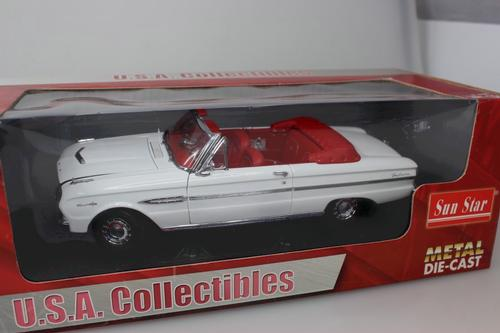 FORD FALCON CONVERTIBLE 1963 (#129)