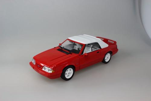 Ford Mustang LX Convertible 1992