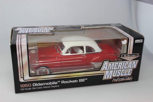 OLDSMOBILE ROCKET 88 1950