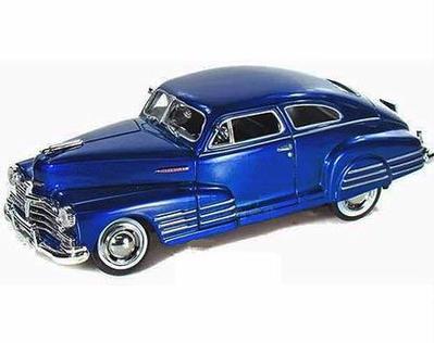 1948 Chevy Aerosedan Fleetline (#445)