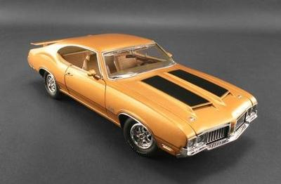 1970 Oldsmobile 442 Holiday Coupe - Dr. Olds - Release #1, Limité de 936