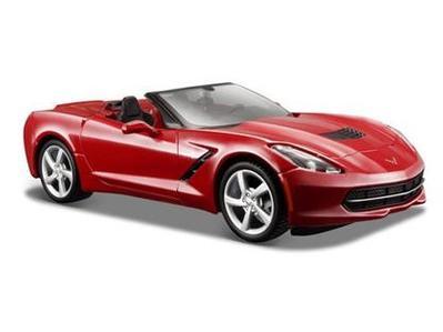 2014 Corvette Stingray (#556)