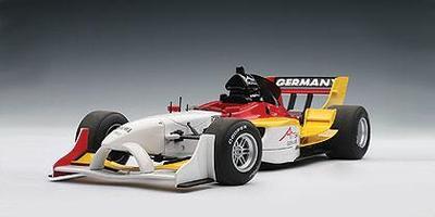 A1 GP 2007 OVERALL WINNER - TEAM GERMANY
