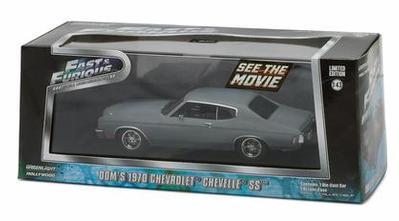 Dom's 1970 Chevrolet Chevelle SS (#250)