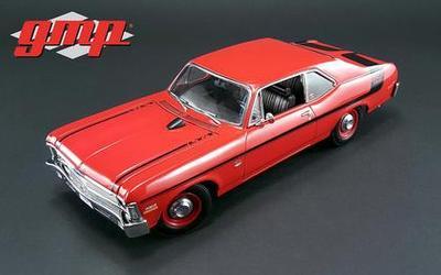 #098 **NEUVE/NOUVEAUTÉ** Chevrolet Nova Yenko Deuce 1970
