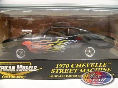 1970  CHEVROLET CHEVELLE  STREET MACHINE