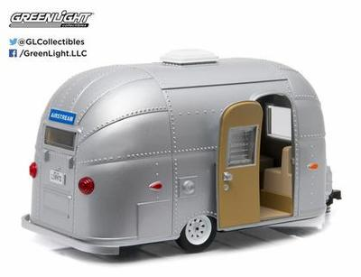 ROULOTTE AIRSTREAM 16' BAMBI ROULOTTE  (#239)