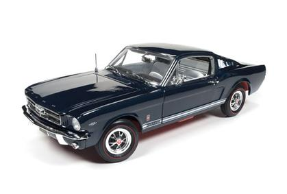 FORD MUSTANG GT (2+2) 1965 (#500)
