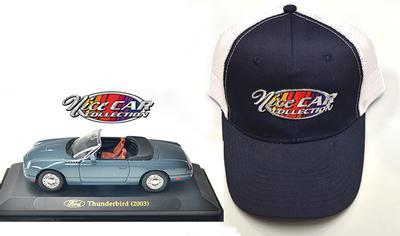 Casquette Nicecar et Thunderbird 2003 1:43 (#512)