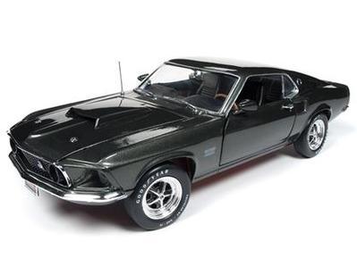 Ford Mustang Boss 429 1969 *ENDOMMAGÉ* (#127)
