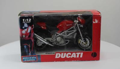 Moto Ducati Monster S4 (#326)
