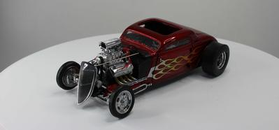 Ford Nitro Blown Coupe 1934 (#359)