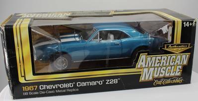 Chevrolet Camaro Z28 1967 (#361)