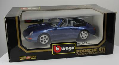Porsche 911 Carrera Cabriolet 1994 (#357)