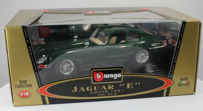 Jaguar E-Type Coupe 1961 (#368)