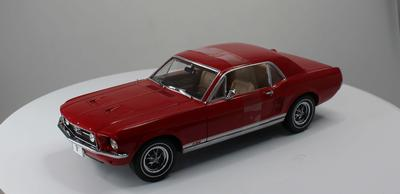 Ford Mustang GT Coupe 1967 (#383)