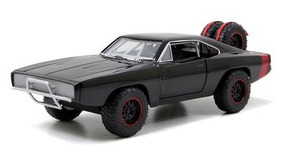 Dom's DODGE CHARGER R/T 1970 OFF ROAD