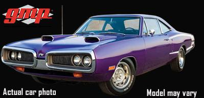 DODGE SUPER BEE 1970 *NOUVEAU MOULE*Plum Crazy GMP 1.18