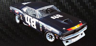 #48 1970 Plymouth Barracuda Trans Am - Dan Gurney