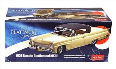 1958 LINCOLN CONTINENTAL MKIII #945